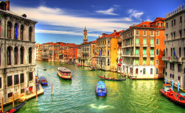 Wallpaper of Venice Italy