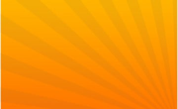 Wallpaper Orange Color