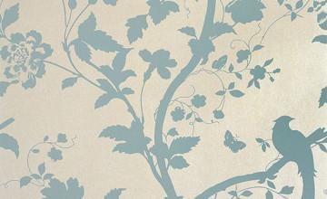 Wallpaper Oriental Design