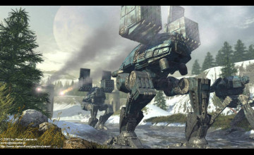 Wallpaper Pictures MechWarrior