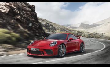 Wallpaper Porsche 911