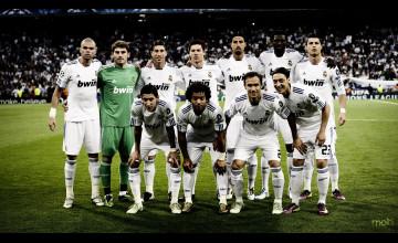 Wallpaper Real Madrid 1080p