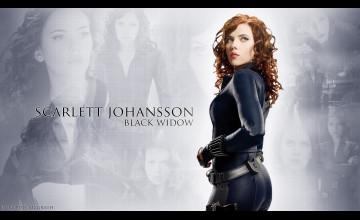 Wallpaper Scarlett Johansson 2013