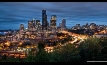 Wallpaper Seattle