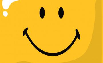 Wallpaper Smiley Emoticon