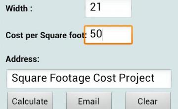 Wallpaper Square Foot Calculator