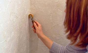 Wallpaper Strips to Cover Seams