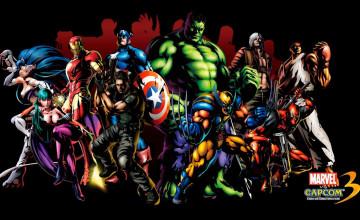 Wallpaper Super Heroes