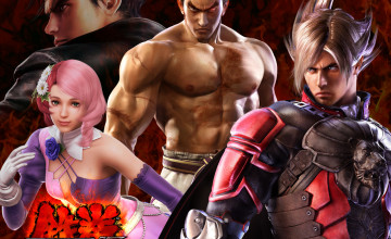 Wallpaper Tekken 6