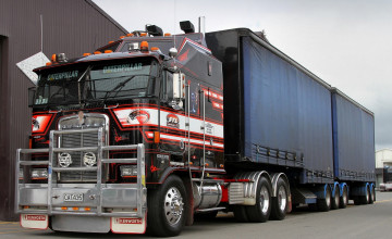 Wallpaper Trucks Kenworth