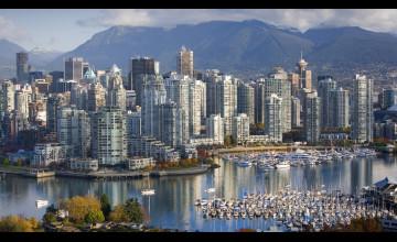 Wallpaper Vancouver BC