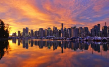 Wallpaper Vancouver