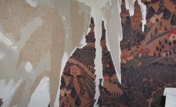 Wallpaper Will Not Come Off