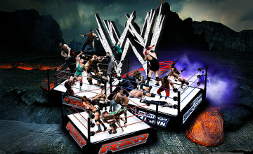 Wallpaper Wwe
