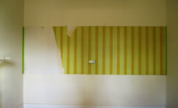 Wallpapering Over Existing Wallpaper