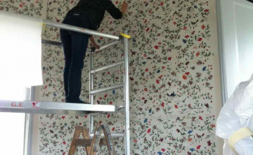 Wallpapering Tips