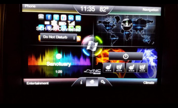 Wallpapers for Ford Sync