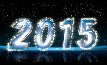 Wallpapers For New Year 2015