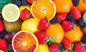 Wallpaper Fruit