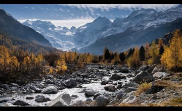 Wallpaper Mountains