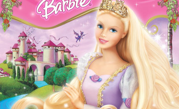 Wallpapers of Barbie