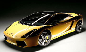 Wallpapers of Lamborghini Cars