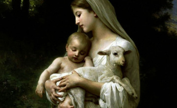 Wallpapers Of Mother Mary