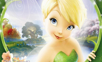 Wallpapers of Tinkerbell