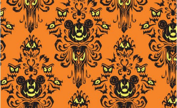Walt Disney Halloween Wallpaper