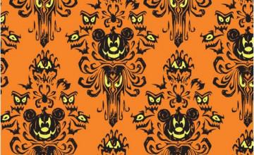 walt disney halloween wallpaper