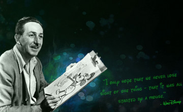 Walt Disney Wallpaper