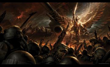 Warhammer 40K Blood Angels Wallpaper
