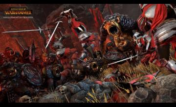 Warhammer Total War Wallpaper