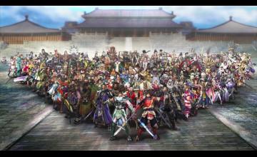 Warriors Orochi 3 Ultimate Wallpaper