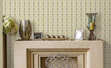 Washable Vinyl Wallpaper for Kitchen