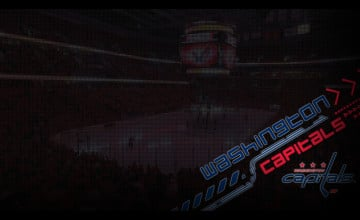Washington Capitals Desktop Wallpaper