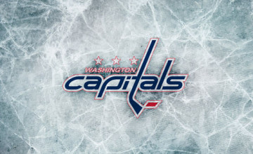 Washington Capitals iPad Wallpaper