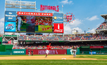Washington Nationals Wallpapers Desktop