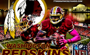 Washington Redskins Free Wallpaper