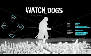 Watch Dogs Wallpaper 1080p