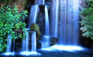 Water Falls Wallpaper