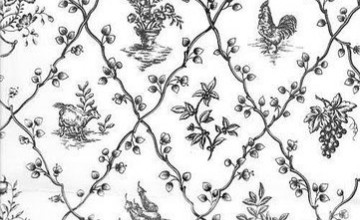 Waverly Wallpaper French Country
