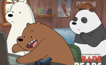 48 We Bare Bears Wallpaper On Wallpapersafari