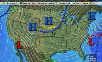 Weather Channel Wallpaper