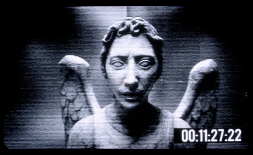 Weeping Angel Wallpaper Moving Screen