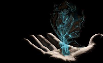 What is Magic Smoke Wallpaper