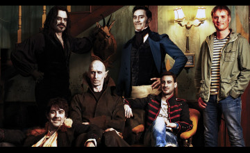 What We Do In The Shadows Wallpapers