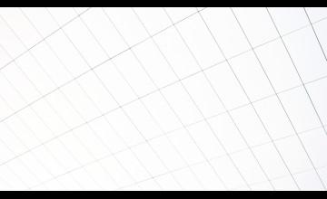 White Grid Wallpaper