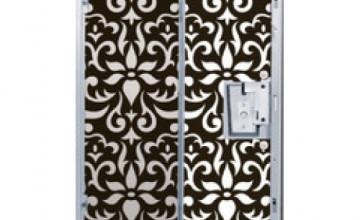 White Locker Wallpaper