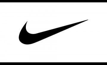 White Nike Wallpaper